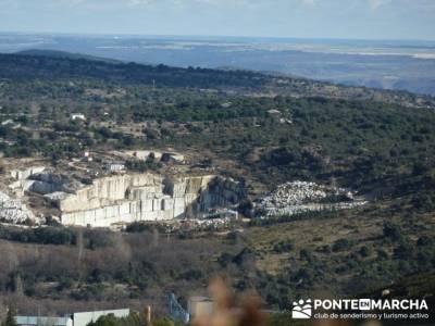 Senderismo Sierra Norte Madrid - Belén Viviente de Buitrago; rutas cantabria senderismo